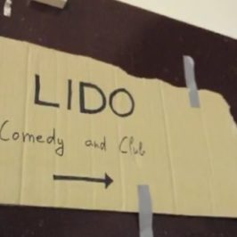 Humour à la rue de Bourg