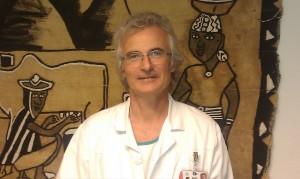 Dr Mario Gehri, médecin-chef de l'Hôpital de l'enfance de Lausanne