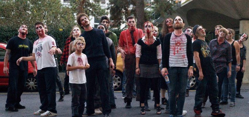 """Emilia aime les zombies et nous le dit avec """"Ils arrivent"""""""