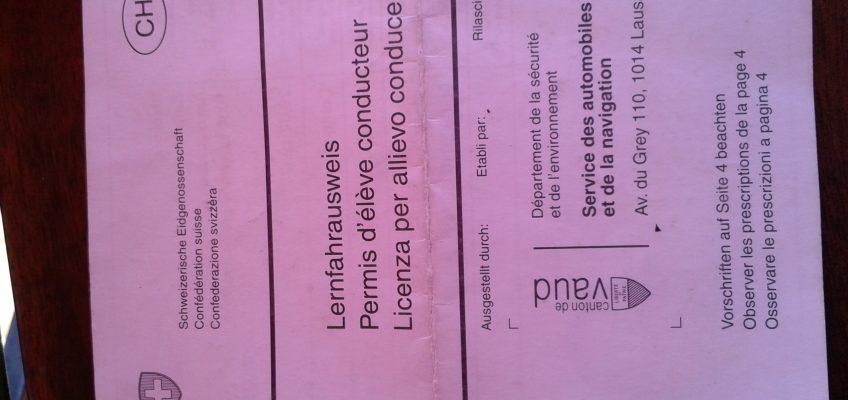Passer son permis à Lausanne