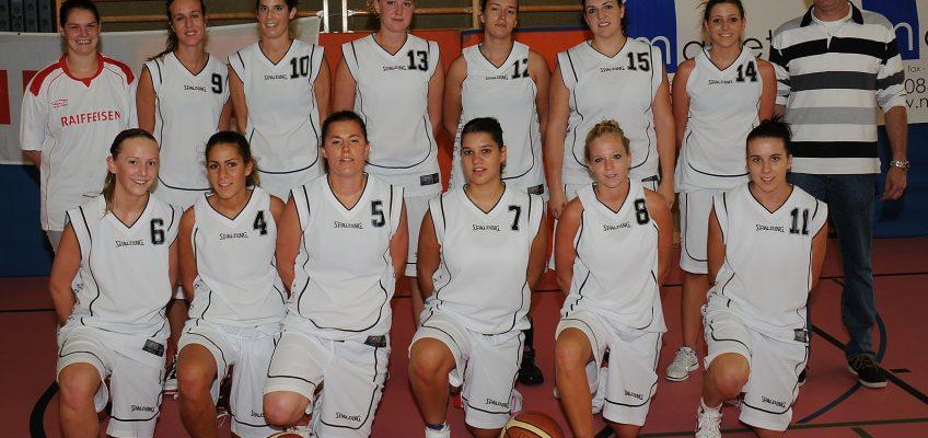 Loin des prestigieux parquets de la NBA, le basket suisse au féminin