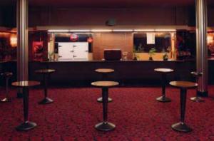 Le bar du Capitole, toujours aussi splendide aujourd'hui.