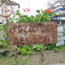 Il Pozzo dei Desideri : le puits à souhaits lausannois