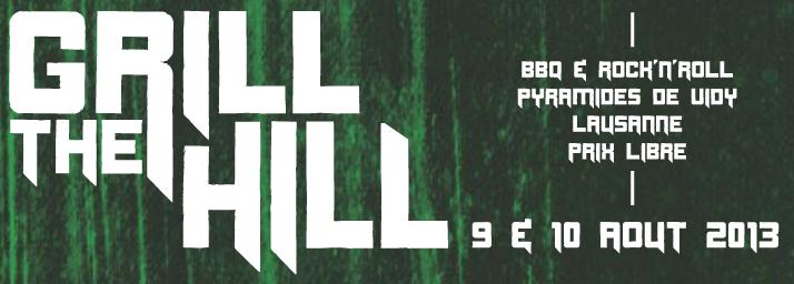 Lac, bière et rock : Grill The Hill est de retour !