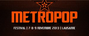Métropop festival édition 2013