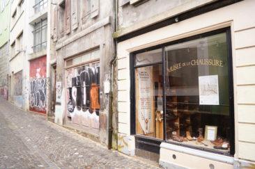 <p>Le Musée de la Chaussure à la Rue du Rôtillon 10</p>