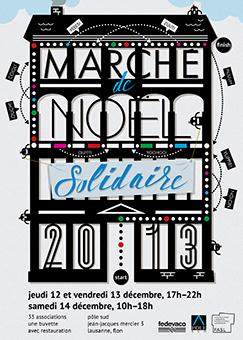 OCUB 11 Marché Noël