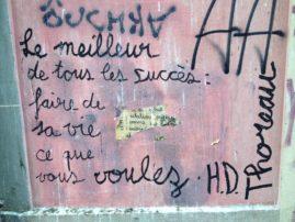 <p>Rue de la Tour</p>