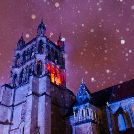 [OCUB] 13 – Du lightpainting à la Cathédrale, des courts métrages, du rock velu, et du Théâtre à Renens !