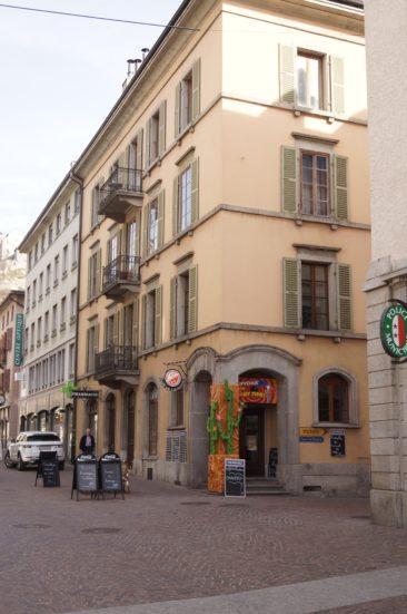 <p>Rue de Lausanne</p>