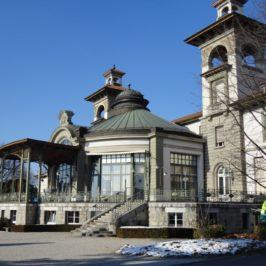 Un petit lifting au Casino de Montbenon