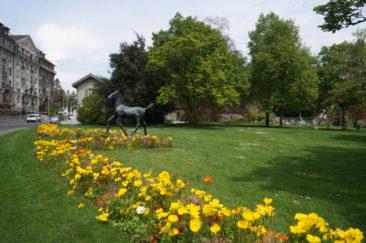 Rue de Lausanne-Parc Mon Repos