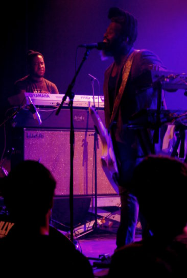 <p>Robert Glasper Experiment</p>
