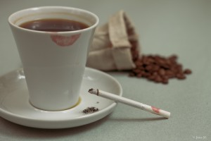 Cig and Cup