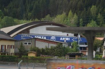 La Pista Valascia à Ambrì-Piotta