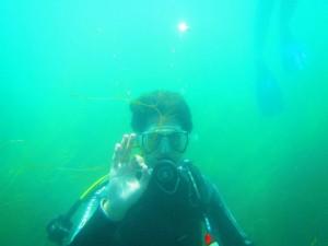 Plongée lausanne sur mer