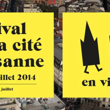 Pis alors ce Festival de la Cité hors de la Cité, c'était comment ?