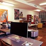 Bureau culturel - Place de travail
