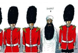 2005 - La police traque le cerveau des attentats de Londres