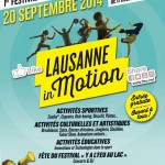 lausanne in motion