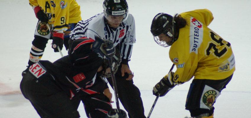 Un mariage version hockey féminin