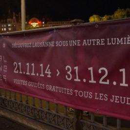 Lausanne en Lumière : troisième !