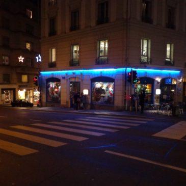 Speed dating lausanne bleu lezard