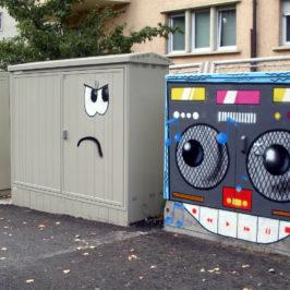 Qui se cache derrière COFOP, le graffeur le plus prolifique de Lausanne ?