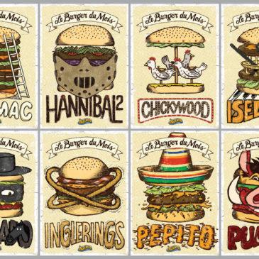Impatience juteuse pour Inglewood, meilleurs burgers romands