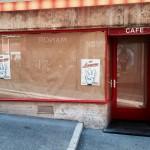Les futurs locaux, rue Saint-Laurent