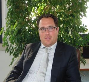 M. Steeve Pasche. Directeur de Lausanne Tourisme