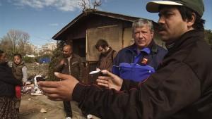 Le sergent Glassey a été nommé médiateur entre les mendiants roms et les autorités lausannoises