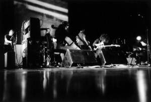 Les beaux rockers ! @ Godspeed You! Black Emperor