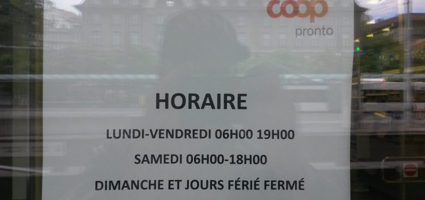 Lausanne est à 10m2 près