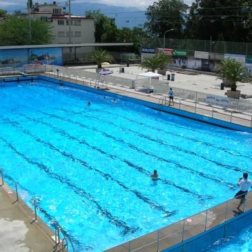 Service des sports de la ville de lausanne lausanne for Bellerive lausanne piscine