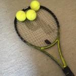 Youpie, c'est Roland ! Et si si, on peut concilier tennis et questionnements existentiels.
