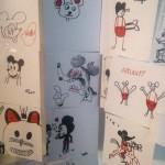 Trouvez le Mickey qui fait peur. – © Julie Collet