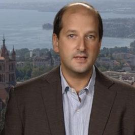 La source sûre : Grégoire Junod, déjà syndic ?