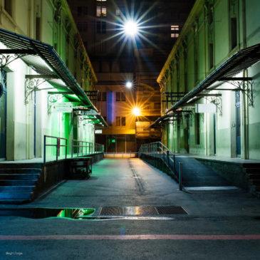Les contours de Lausanne la nuit : rentrer seule d'un pas pressé