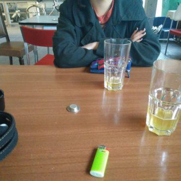 Deux cafés, l'addition : Dimanches pourris et pleins de vie…