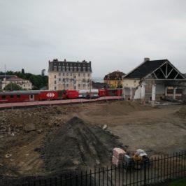 Avant/Après : vestiges sentimentaux de la gare de Lausanne