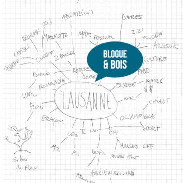 Blogue & Bois : Textes choisis d'une soirée lausannoise