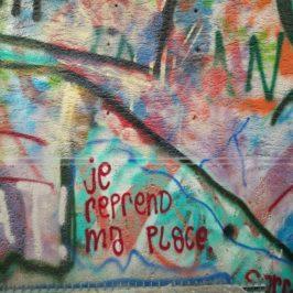 Lausanne sous les bombes de peinture 1/2