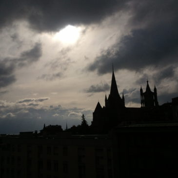 Lausanne, je t'aime mais…
