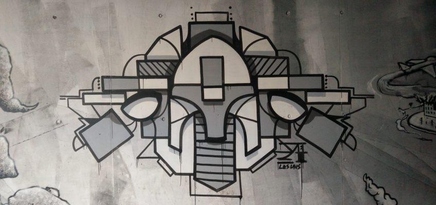 Lausanne sous les bombes de peinture 2/2