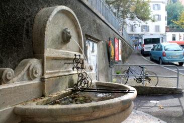 Fontaine de la rue des Deux-Marchés
