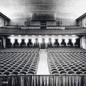 Capitole : la salle en 1929