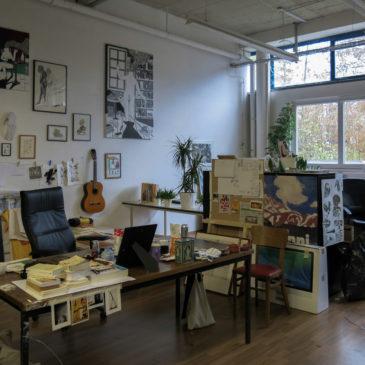 Les Ateliers de Bellevaux : où l'art se fait