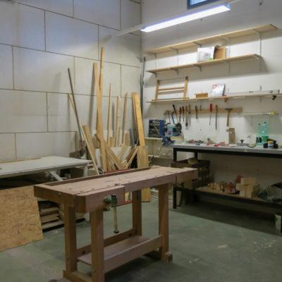 L'atelier maquette