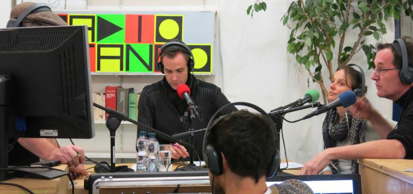 En direct du Grand Direct : Radio Django !